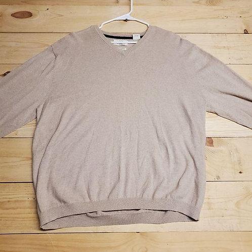 Weatherproof Cotton Cashmere Men's XL