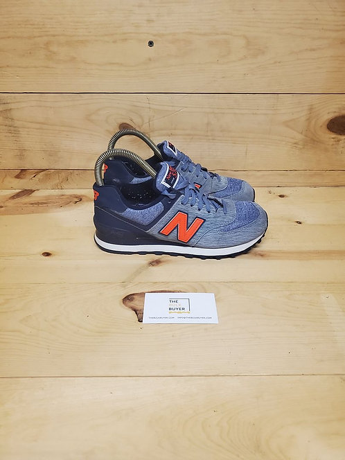 New Balance 574 Women's Shoes Size 7.5