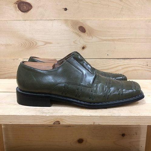 Giorgio Brutini Leather Oxfords Mens Size 10