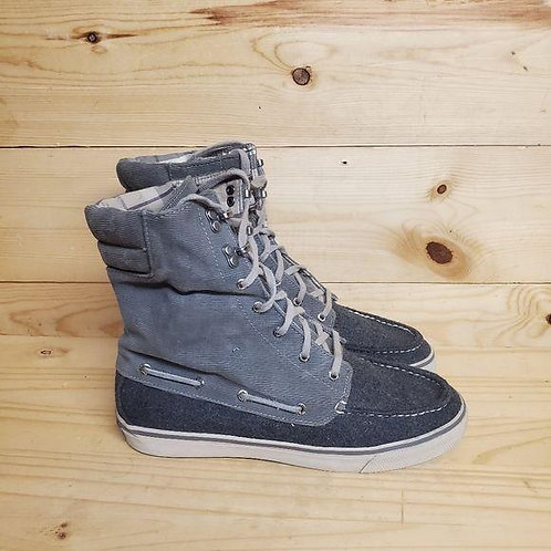 Sperry Acklins Charcoal Women's Size 9