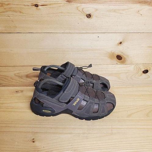 Teva Forebay Fisherman Sport Sandals Men's Size 8