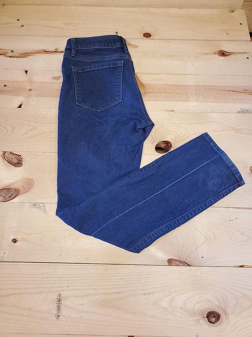Loft Curvy Straight Jeans Women?s Size 27