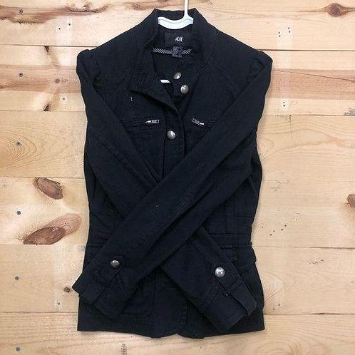 H&M Jean Jacket Women's Size 6