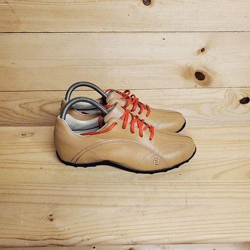 Footjoy Spikeless Golf Shoes Women's Size 8.5