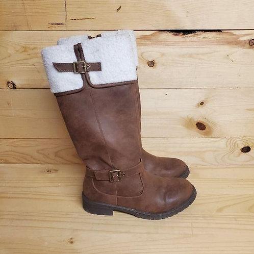 B.O.C Irene Girls Boots Size 3