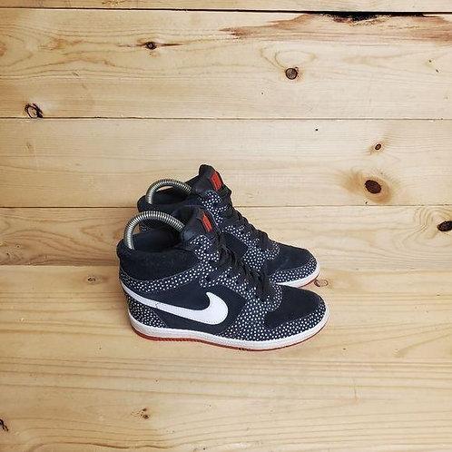 Nike Force Sky High Polka Dot Women's Size 7.5