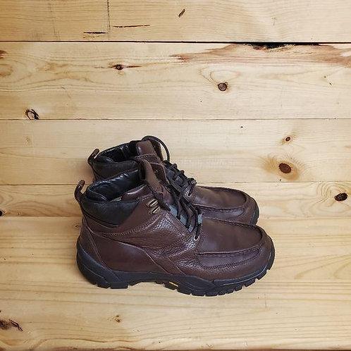 Rockport XCS GoreTex Work Boots Men's Size 12