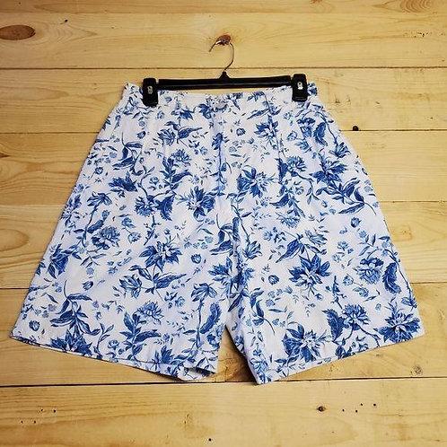 Woolrich 1245 White Shorts Women's Size 10