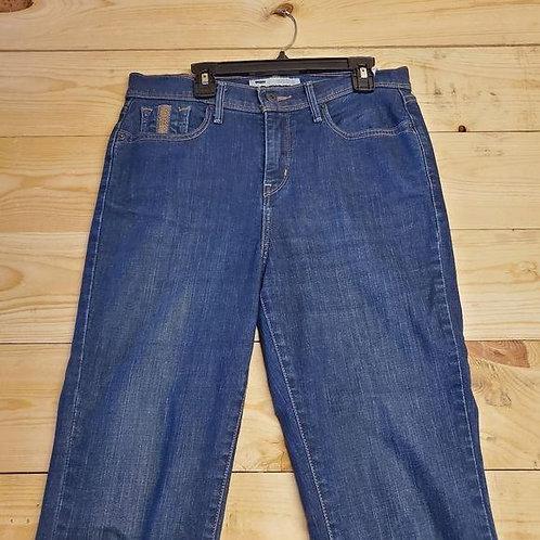 Levis Straight Leg Jeans Women's Size 10