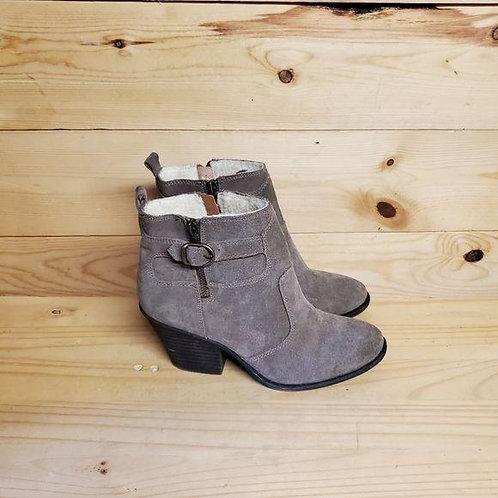 Lucky Brand Zip Up Boots Women's Size 8.5