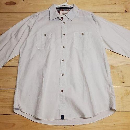 Weatherproof Vintage Button Up Men's XL