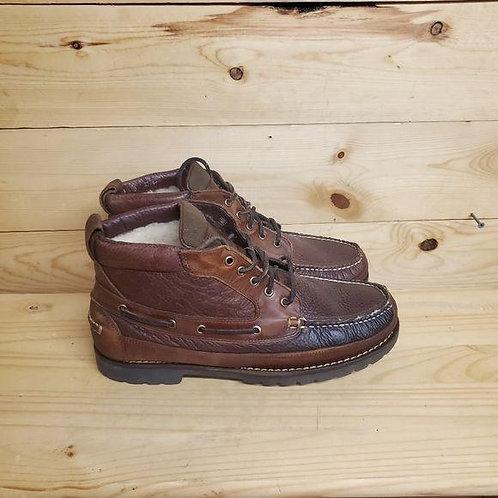 LL Bean Wool Boots Men's Size 13