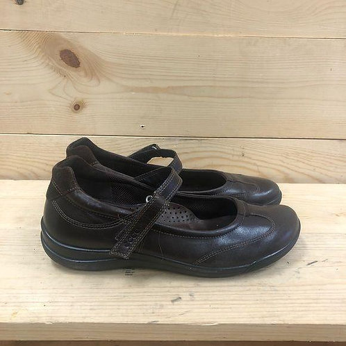 Ecco Leather Sandals Women's Size 9