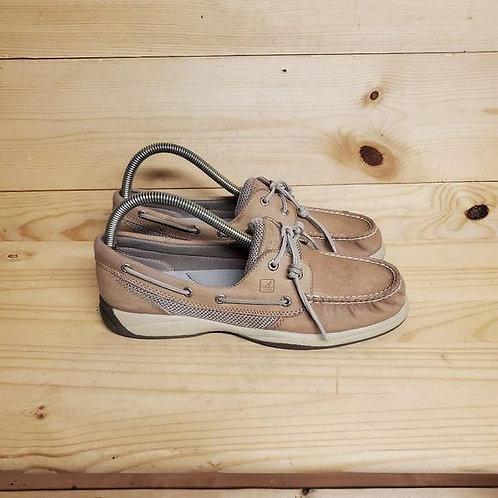 Sperry Intrepid Boat Shoe Women's Size 9