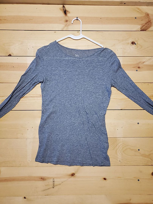 Mossimo Supply Co. Tissue Tee Women's Long Sleeve Size S