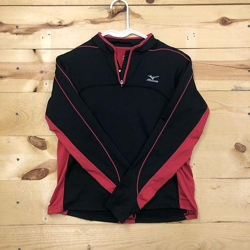 Mizuno Half-Zip Athletic Sweater Women's Medium