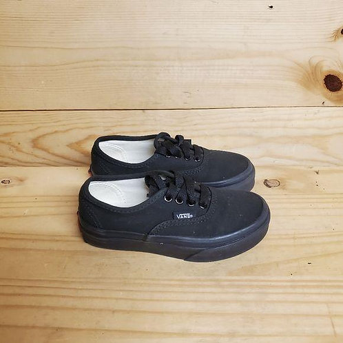 Vans Low Top Classic Sneakers Kids Size 11