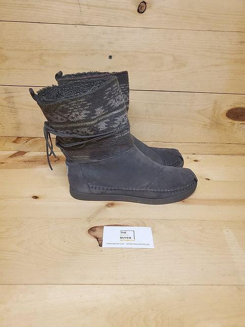 Toms 300813 Women's Shoes Size 10