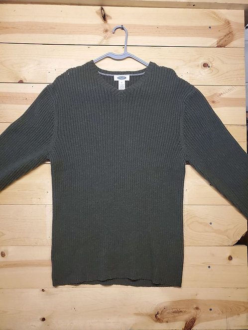 Old Navy Wool Sweater Men's Long Sleeve Size XL