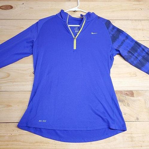 Nike Half-Zip Pullover Women's M