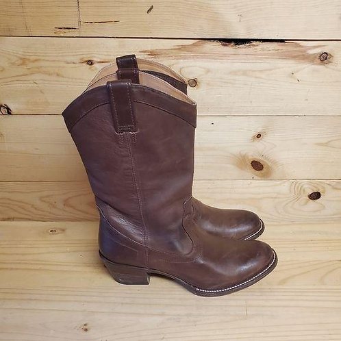 Stetson Leather Boots Women's Size 8