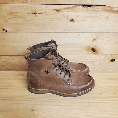 Izod Legion Leather Boots Men's Size 10.5
