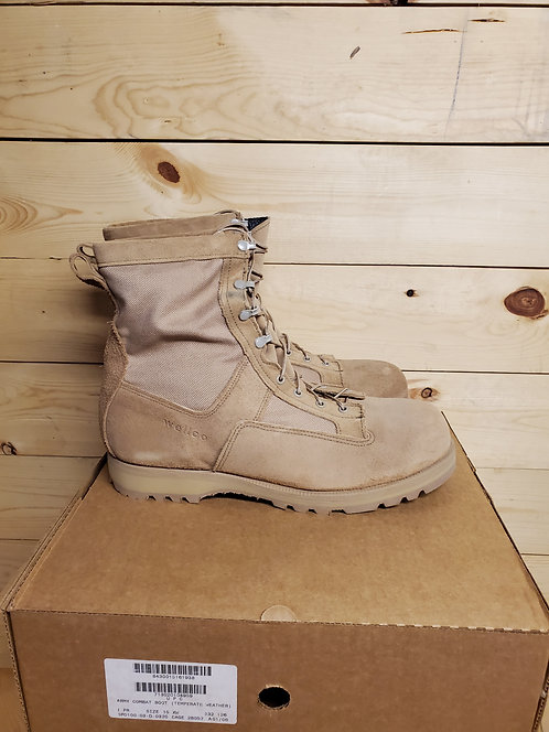 New Wellco Military Boots Size 15XW GoreTex
