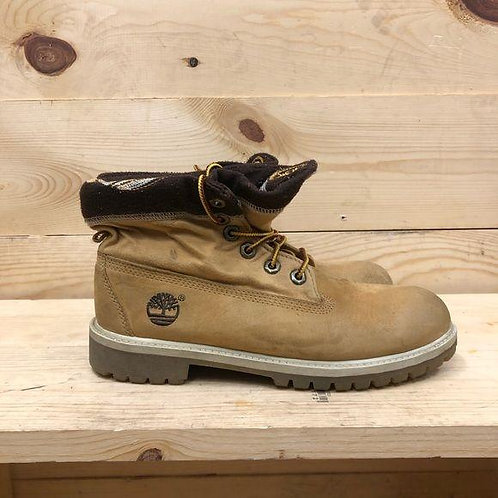 Timberland Leather/Cloth Boot Men's Size 5