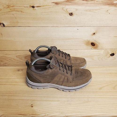 Skechers Braver Ralson Oxford Shoes Men's Size 9.5