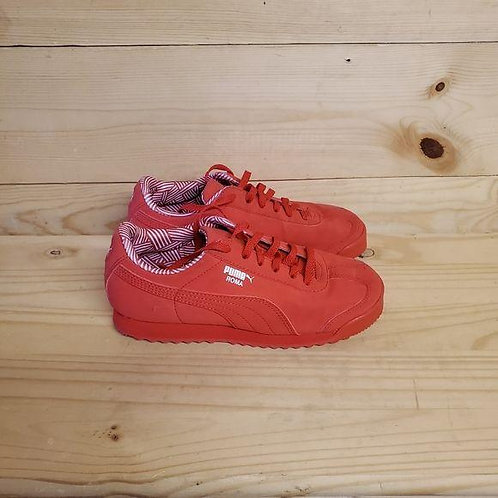 Puma Roma Sneakers Boys Size 3
