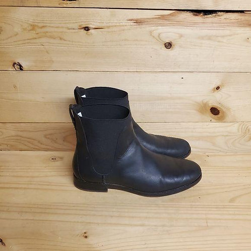 Timberland Leather Boots Women's Size 9.5