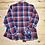 Thumbnail: JustBe Flannel Women?s XXL