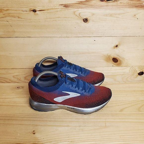 Brooks Levitate 2 Chili/Navy Men's Size 9