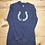 Thumbnail: Reebok Colts Zip Up Hoodie Women?s Medium