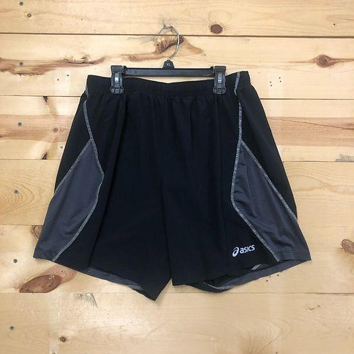 Asics Athletic Running Shorts Men's Large