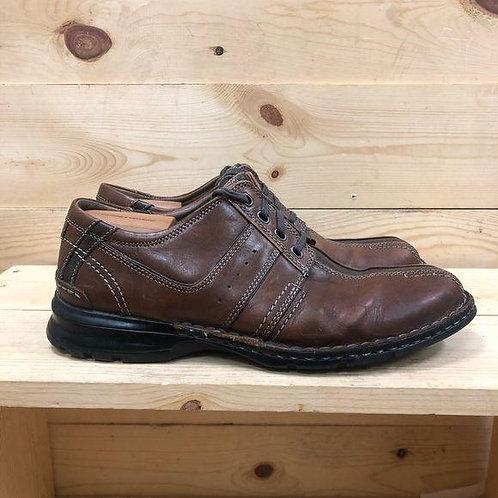 Clarks Comfort Leather Oxfords Men's Size 13