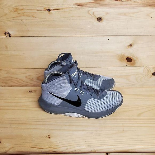 Nike Air Precision Wolf Gray Men's Size 8