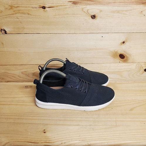 Toms Del Rey Canvas Sneakers Men's Size 9