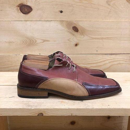 Giorgio Brutini Leather Oxfords Mens Size 9