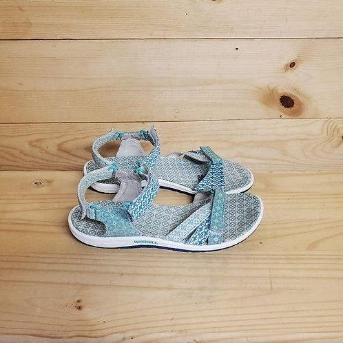 Merrell Sierra Ditto Cascade Sandals Kids Size 6