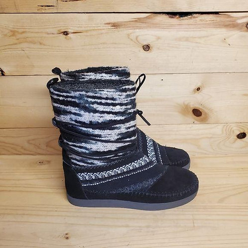 Toms Napal Boots Women's Size 8