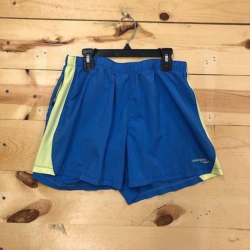 Saucony Athletic Shorts Women's Medium