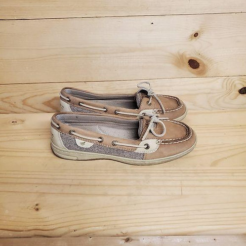 Sperry Angelfish Boat Shoes Women's Size 8.5