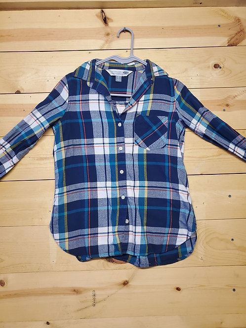 Old Navy The Classic Shirt Women's Long Sleeve Size XS