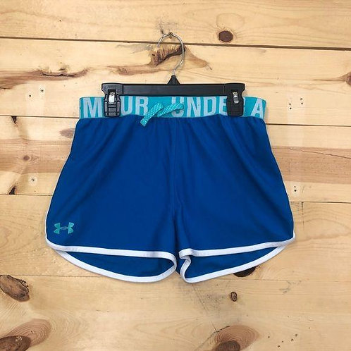 Under Armour HeatGear Athletic Shorts Youth Large