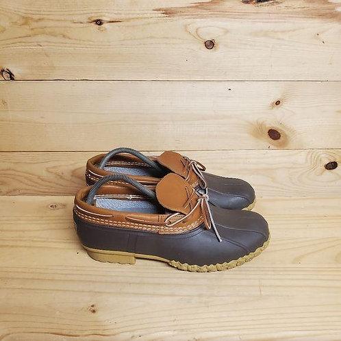 LL Bean Duck Boots Men's Size 8