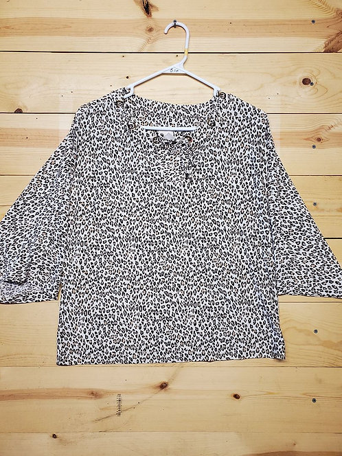 Chicos Women's Long Sleeve Size 1