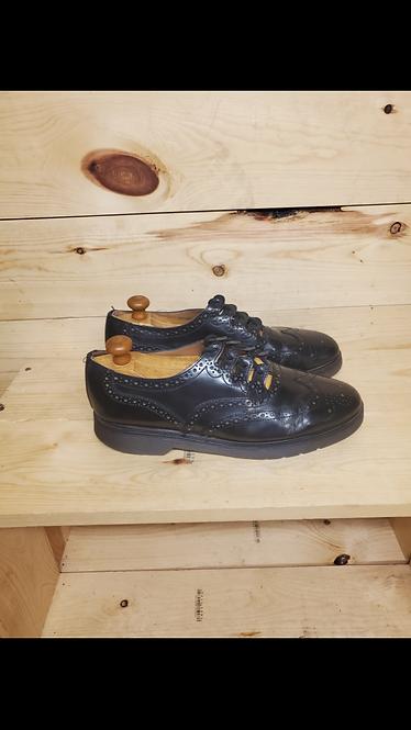 Thistle Shoes Men�s Wingtip  Size 10