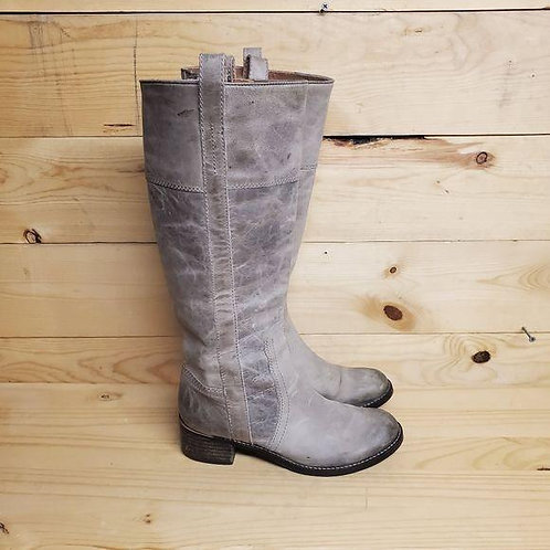 Lucky Brand Hibiscus Boots Women's Size 6.5