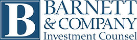 Barnett and Company LOGO BLUE [PMS7692].